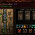 [雑記] Diablo3 パッチ2.3  バーバリアンのビルドメモ
