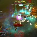 PS4 Diablo3 入門ビルド  ウィッチドクター / 酸の雲ラッシュ