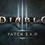 PS4 Diablo3  パッチ2.4 パッチノート(正式版)