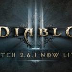 PS4 Diablo3  パッチ2.6.1 パッチノート(正式版)